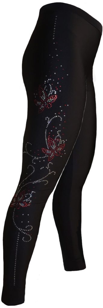 Strass Leggins Cony's Dance Design